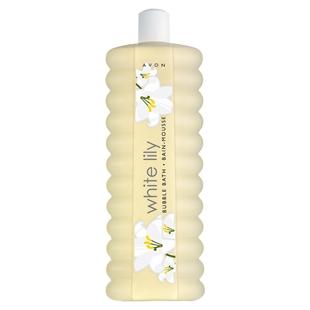 White Lily Bubble Bath - 1 litre