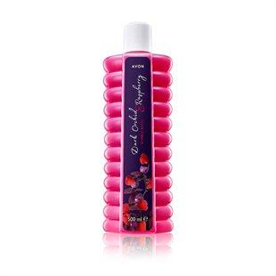 Dark Orchid & Raspberry Bubble Bath - 500ml